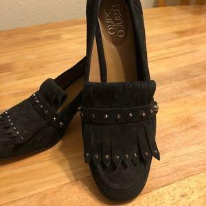 NWOB Franco Sarto Black Shoes